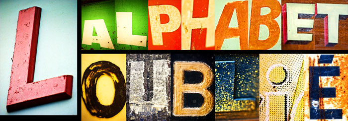 L'Alphabet Oublié - 2013